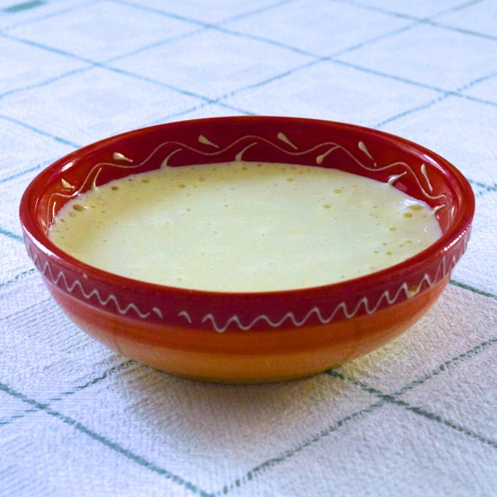 minuten majonäs