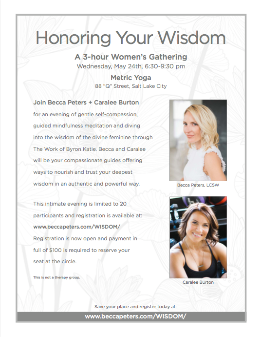honoring your wisdom metta mindfulness