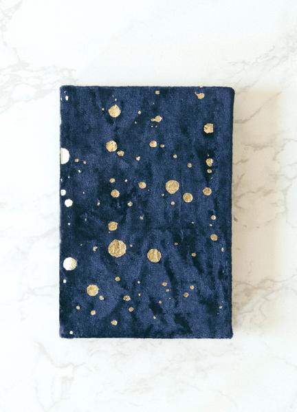 velvet journals at metta