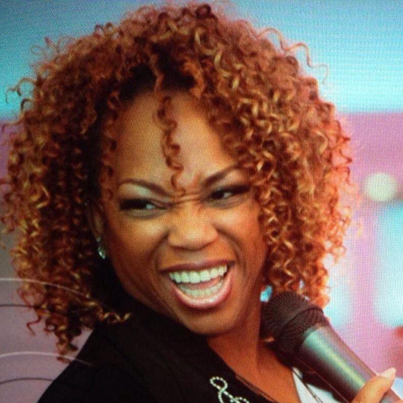 Vocalist Desiree Roots