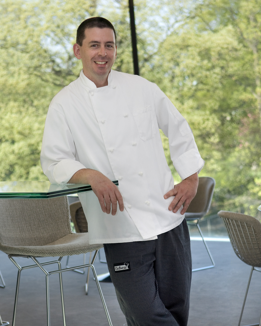 Chef Greg Haley