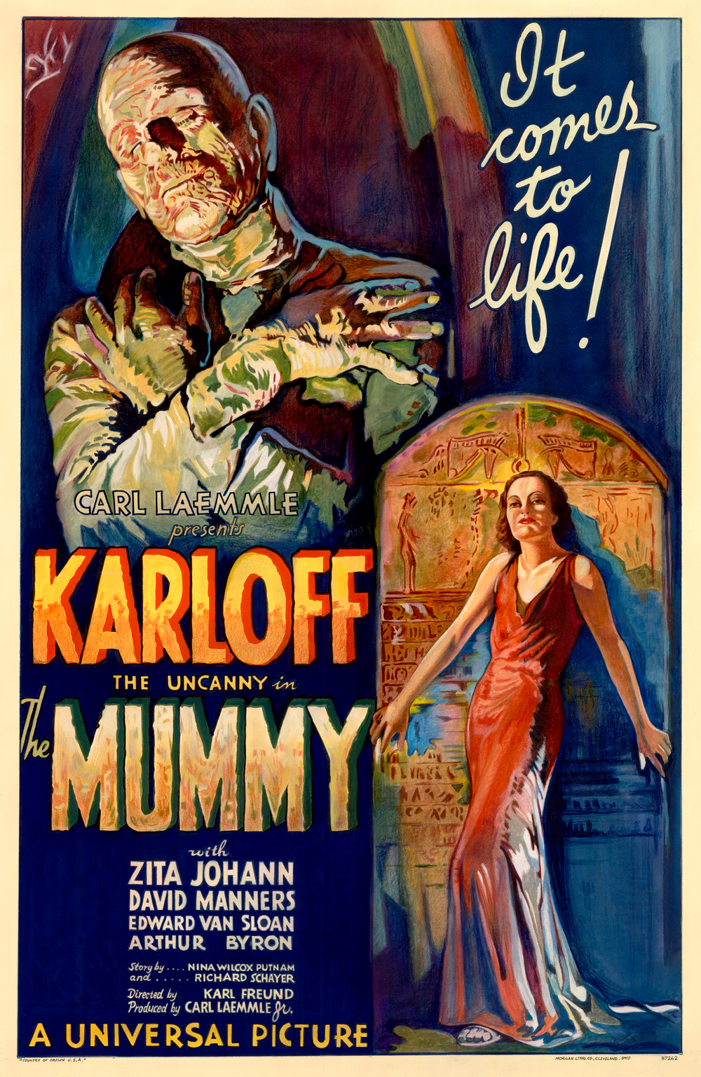 Theatrical Release Poster