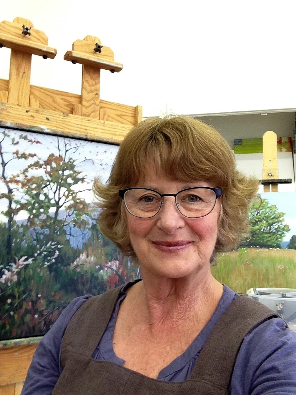 Nancy Lauler, Artist