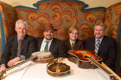 Frank Solivan & Dirty Kitchen Band