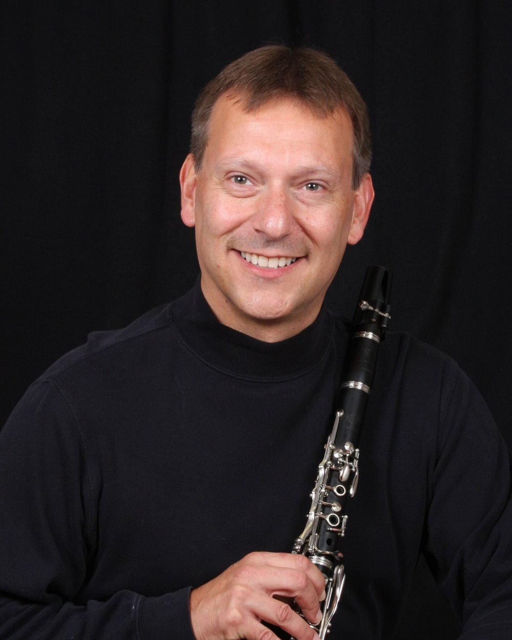 John Sadak, clarinet