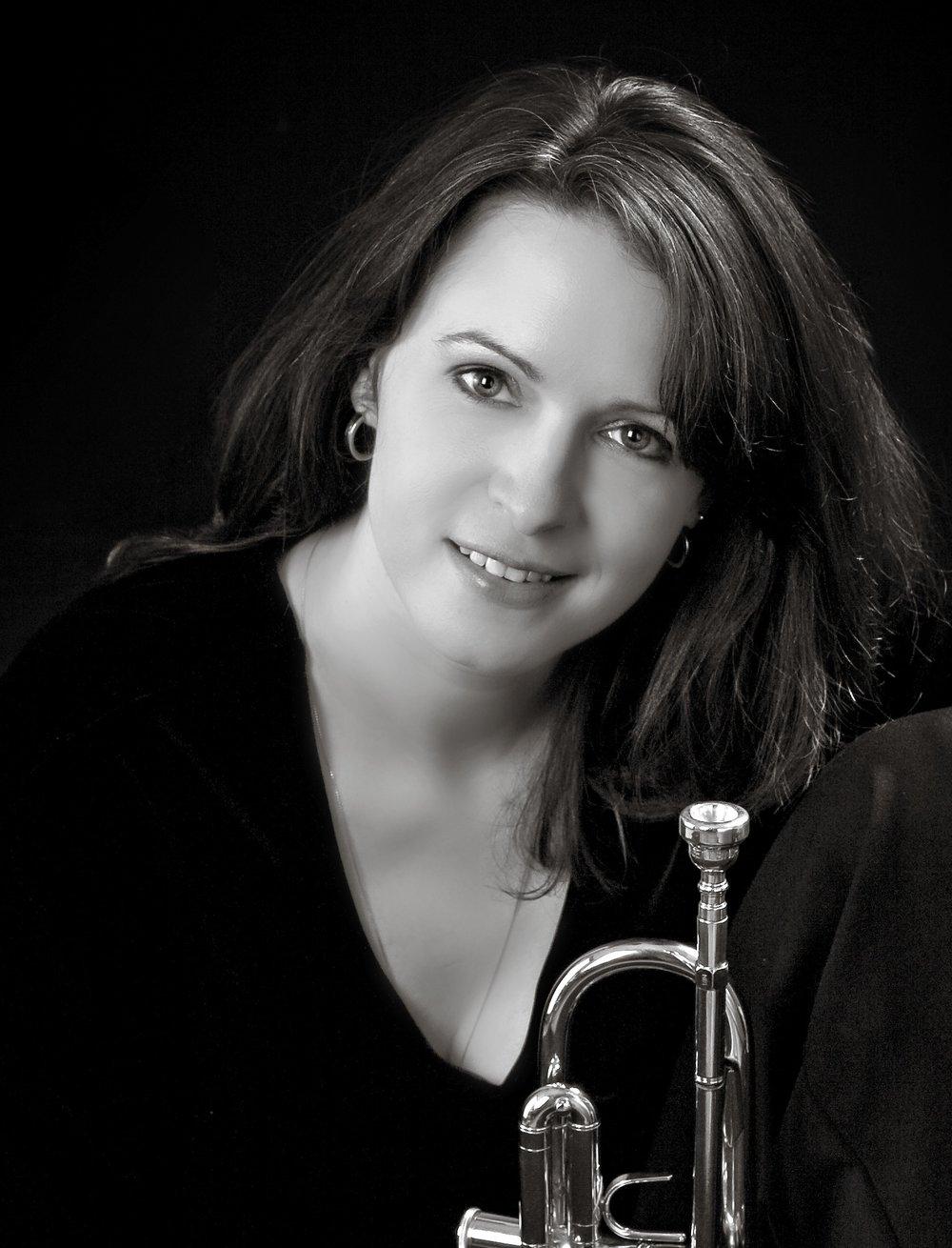Susan Messersmith, trumpet