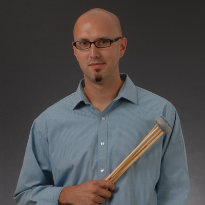 Rob Sanderl, percussion