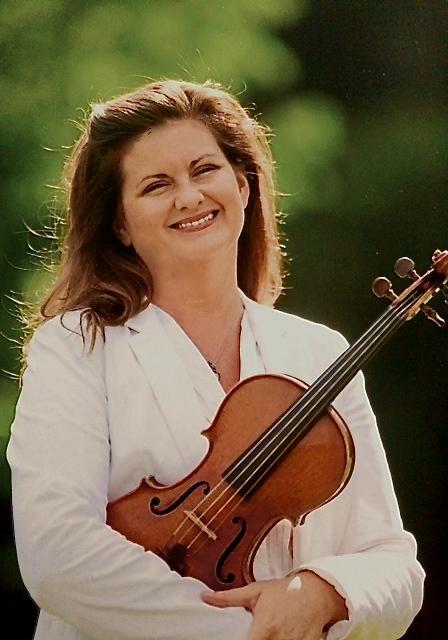 Susan Dominguez-Germanson, violin