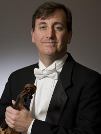 John Meisner, violin