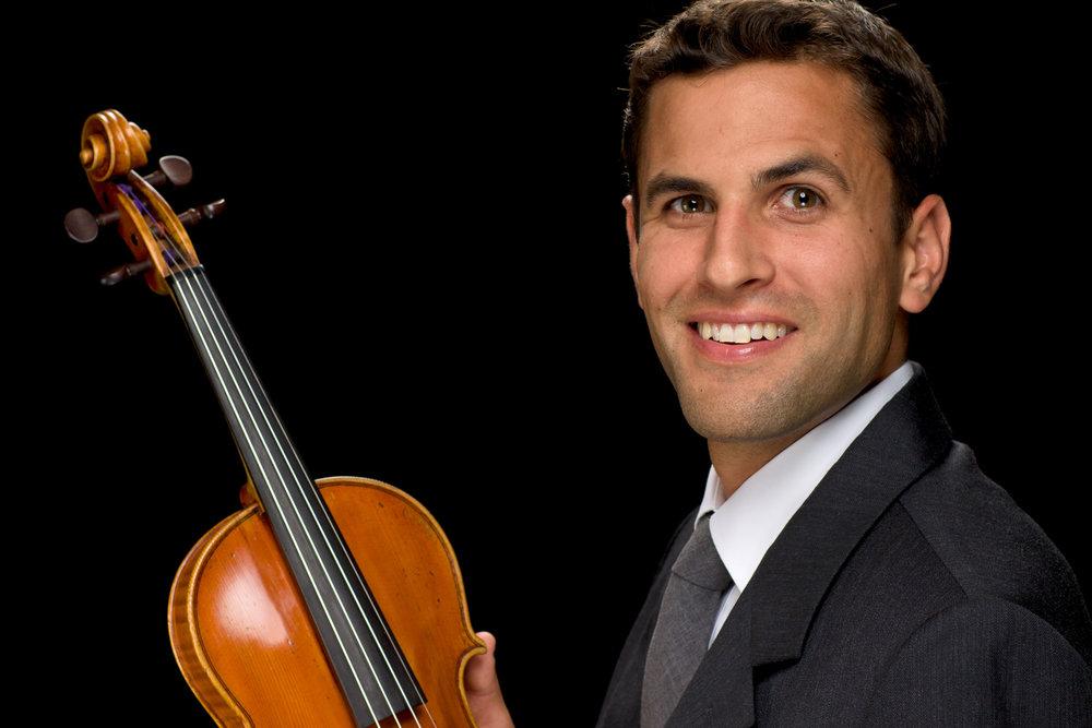 Daniel Sender, violin