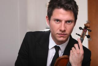 Ross Monroe Winter, violin