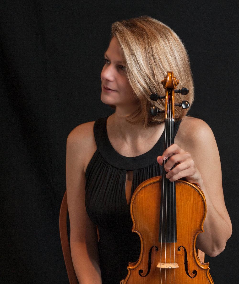 Johanna Beaver, viola