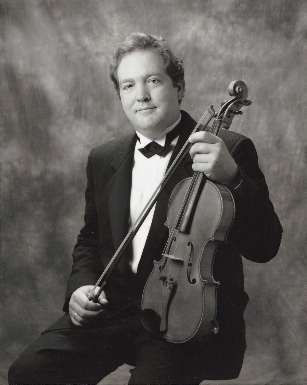 Matt Pegis, viola