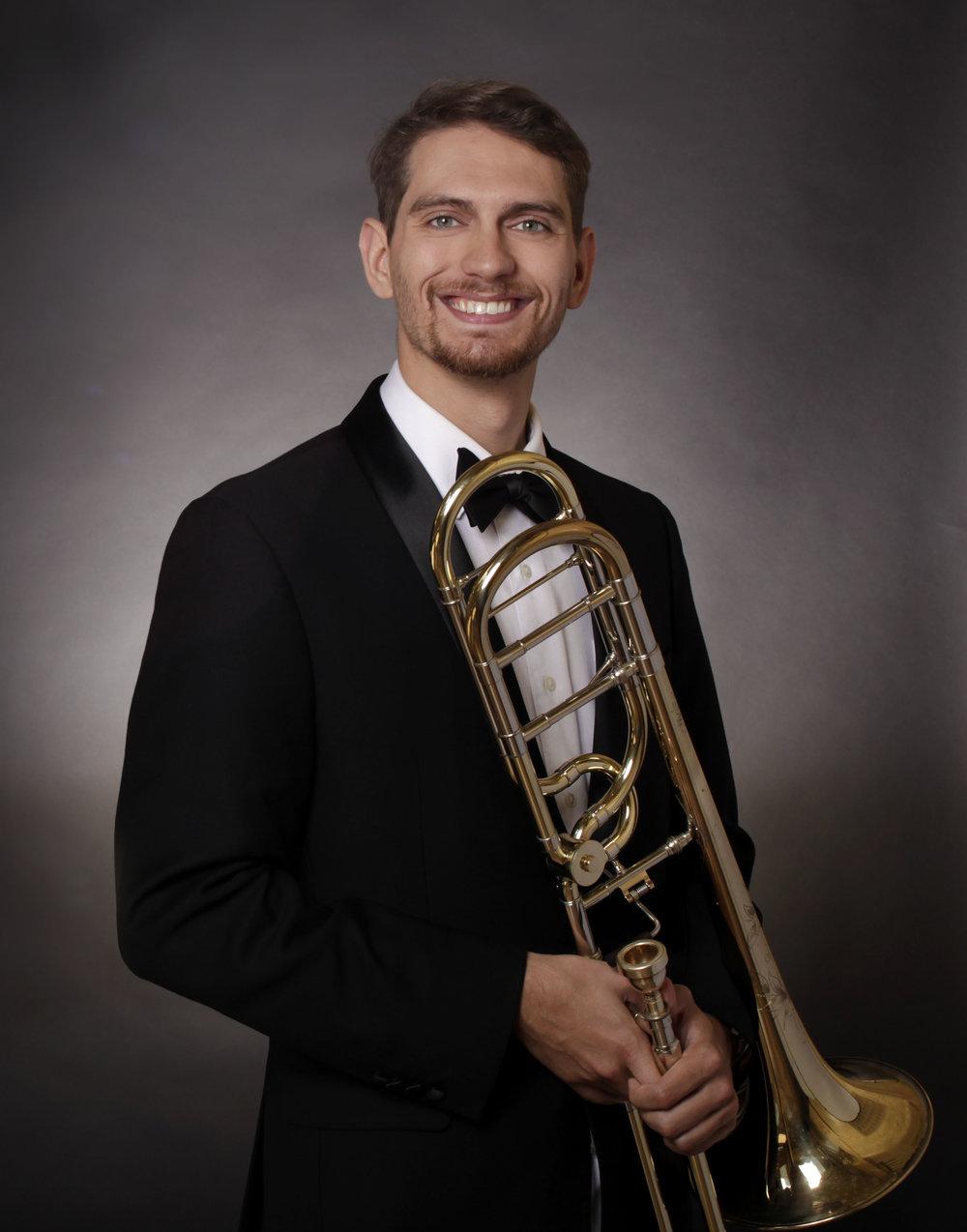 Casey Jones, trombone