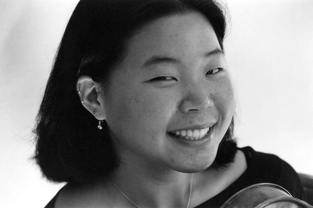 Jeannette Jang, violin
