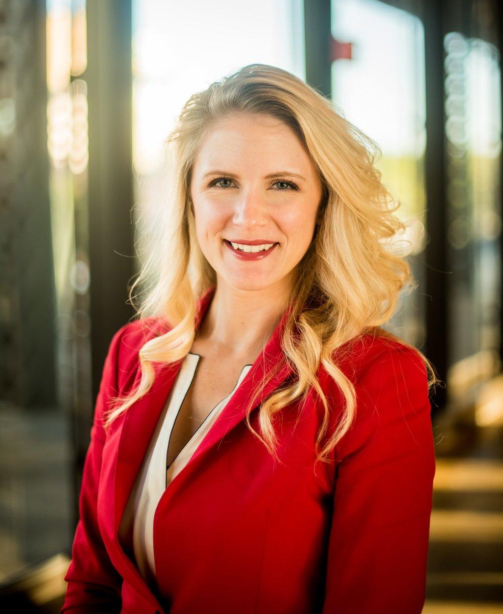 Julianne Akins, executive director