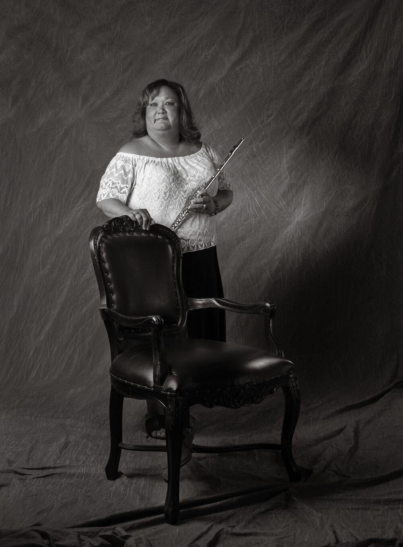 Julee Hickcox, flute / piccolo