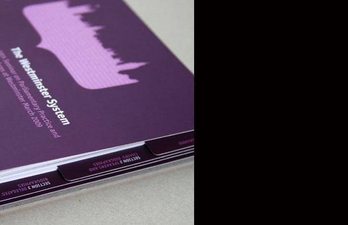 Delegate information book