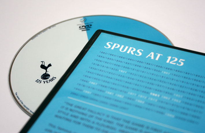 DVD and back cover