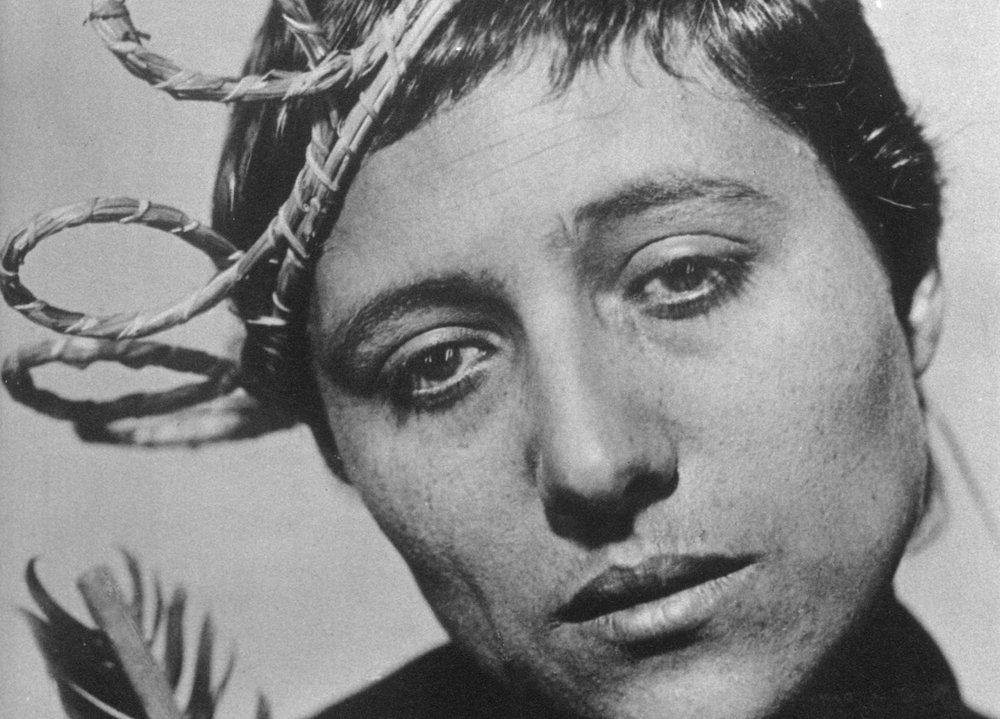 "Renée Jeanne Falconetti - ""La passion de Jeanne d'Arc"" (1928) by Carl Theodor Dreyer    Photo: DFI"