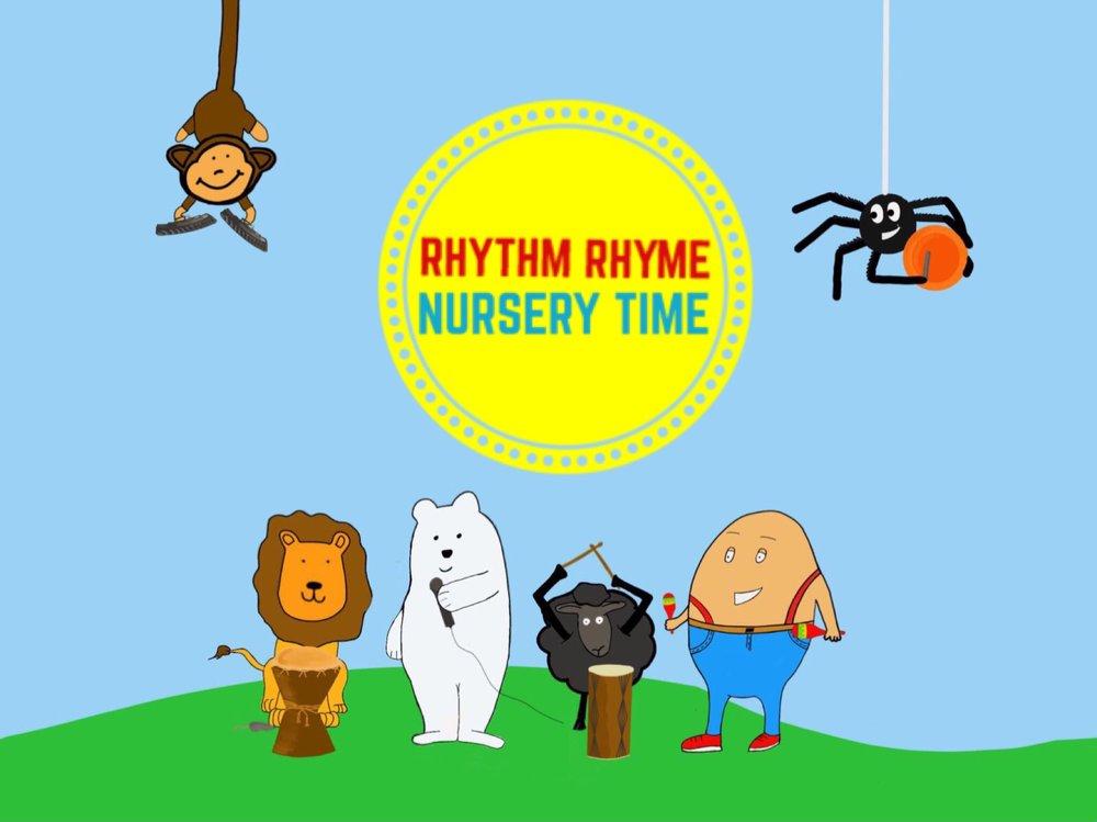 RHYTHM RHYME NURSERY RHYME - ALBUM.jpg