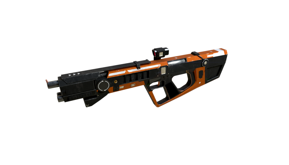Striker Rifle for TrueVRSystems 2018
