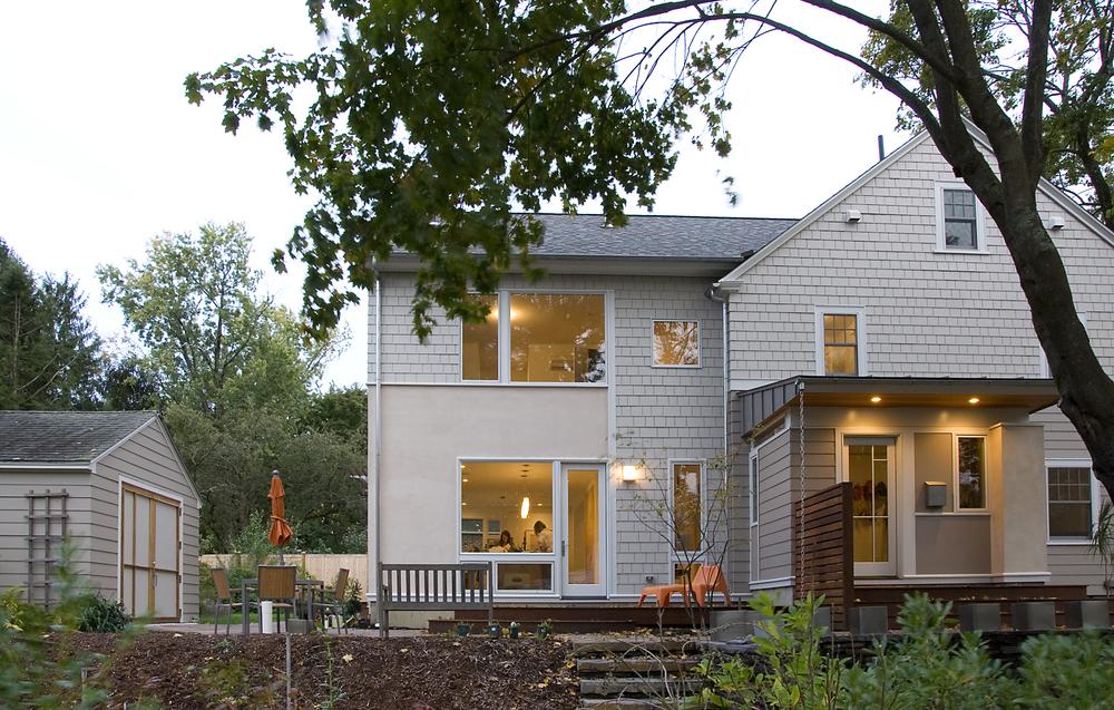 Northampton Residence  |  Northhampton, Massachusetts