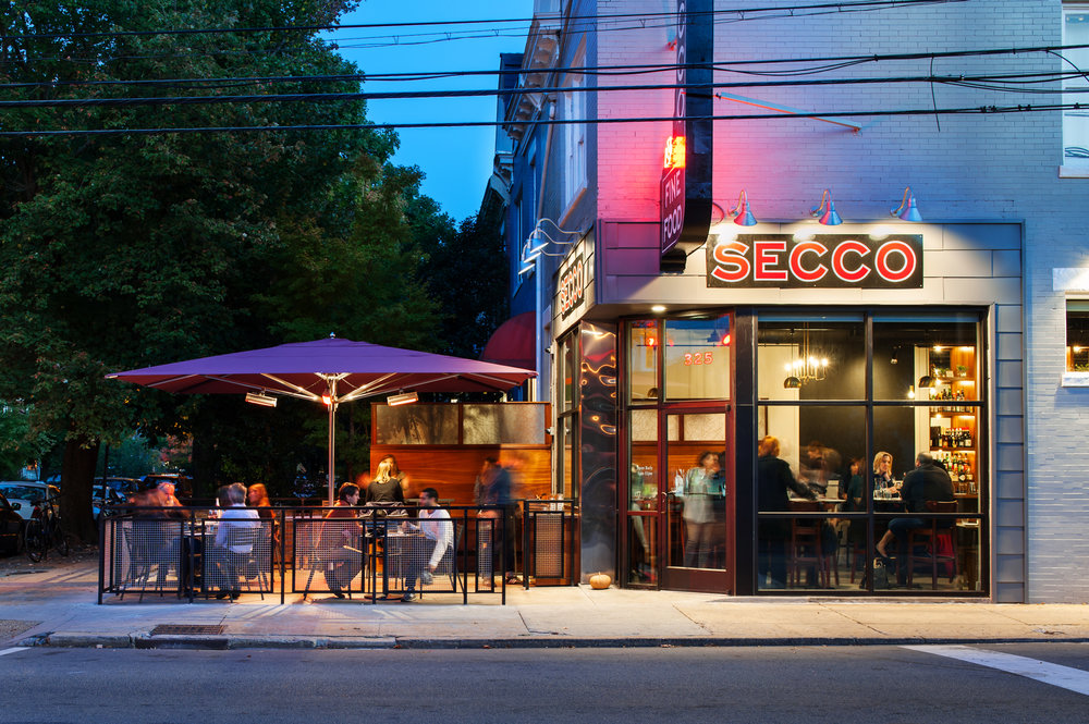 Secco Wine Bar  |  Richmond, Virginia
