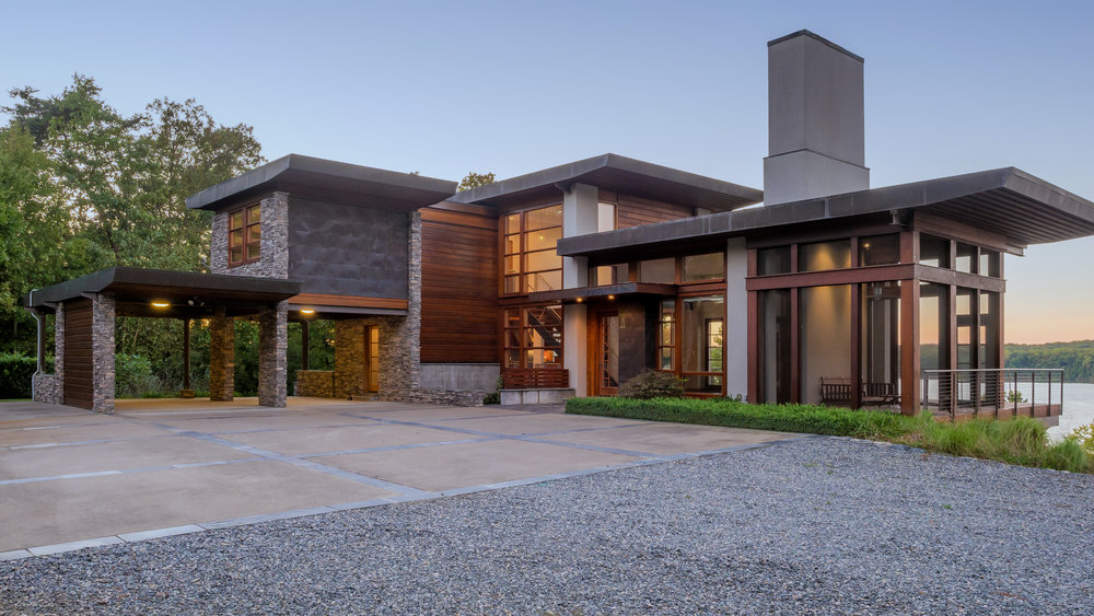 Potomac Creek Residence  | AIA Richmond, Honor Award