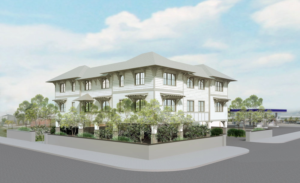Flagler Avenue Mixed Use    |     Key West, Florida