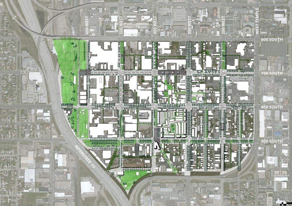 Granary District , Salt Lake City, Utah