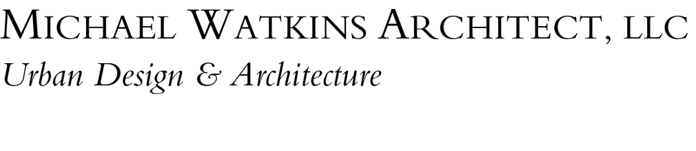 Michael Watkins Architect, LLC