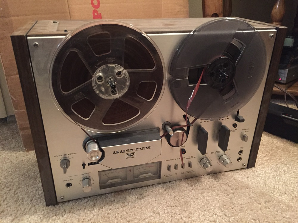Remember this Reel to Reel I bought? This was one of the first items I bought for LentFLip and I must confess that I got a little impatient with it. I took the time to fully test it and just wanted it gone. So, I did what every EBay idiot does and listed it for auction on EBay. I had had it up on fixed price for a while and just got tired of seeing it sit there. So I threw it up for a 5 day auction starting at $1. The guy got a great deal on it because he paid $100 + 28 shipping. The item has already arrived to the buyer in Florida and he's already contacted me and given me positive feedback on my Ebay Seller's store. Still a decent profit, but waiting could have paid off. Probably would have doubled it's selling price had I just kept it at a Buy It Now option. Oh, well, lesson learned.
