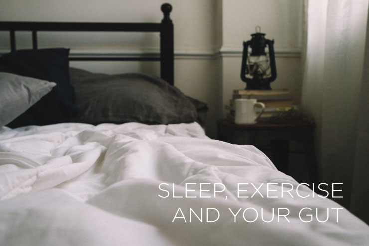 sleep-exercise-gut