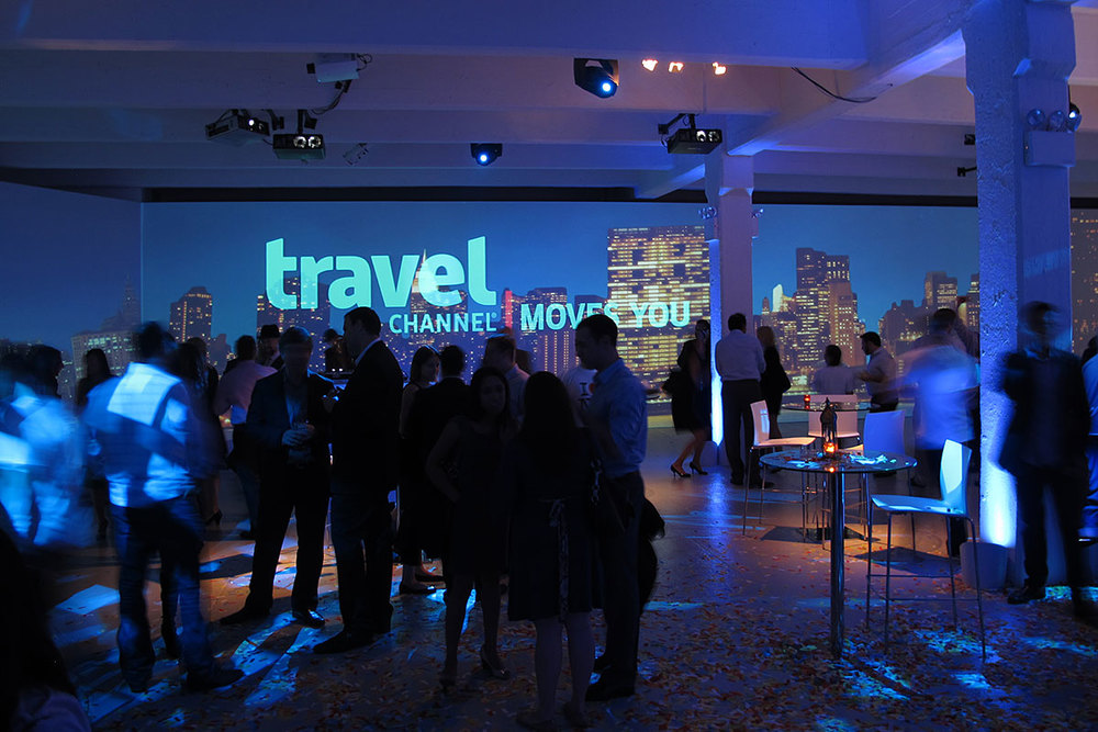 Travel Channel at Center 548