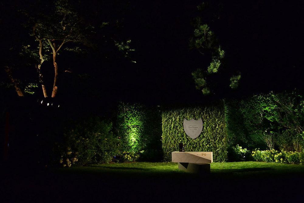 Dom Perignon at Martha Stewart Residence