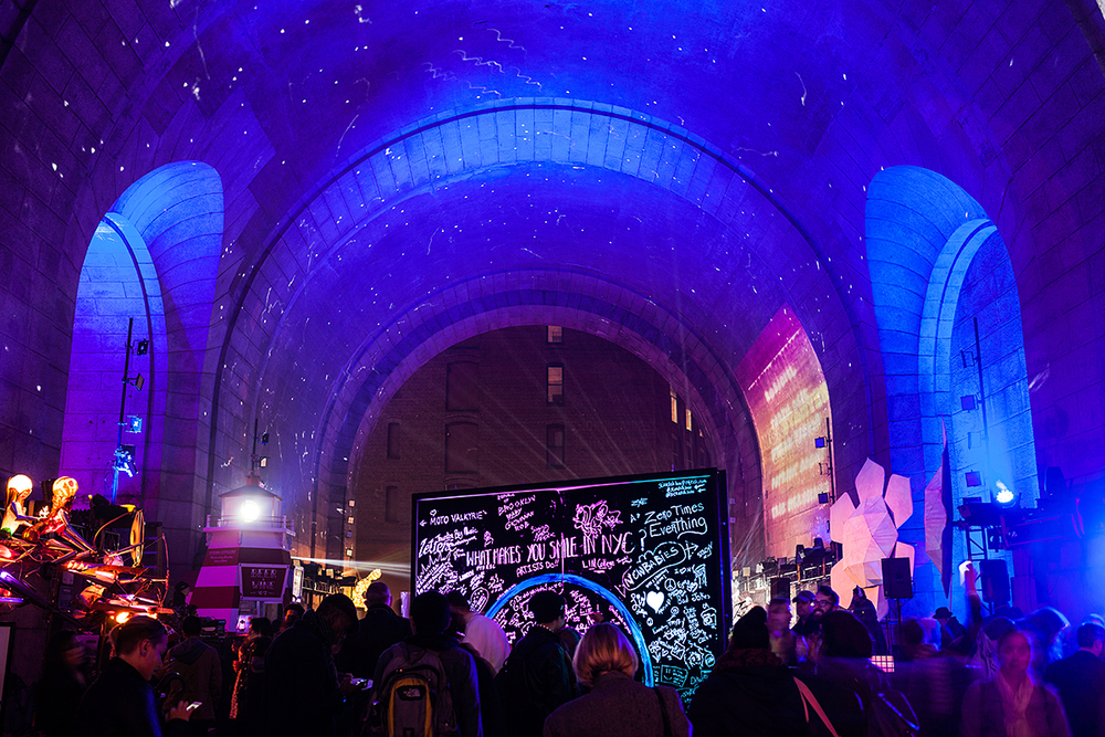 New York Festival of Light 2014
