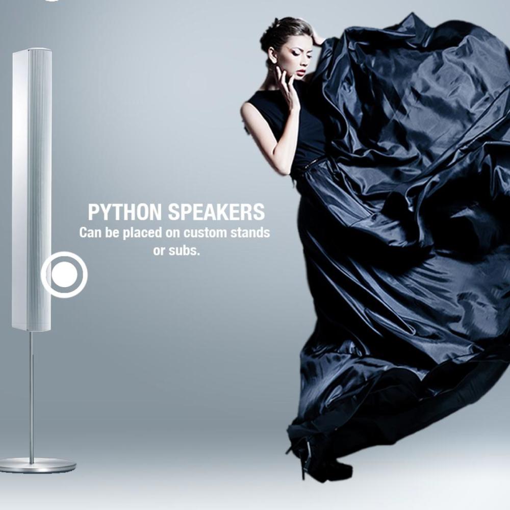 PYTHON SPEAKER
