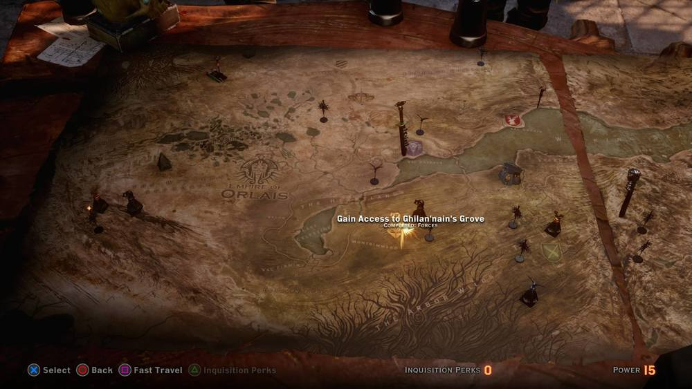Dragon Age Inquisition: War Table 2