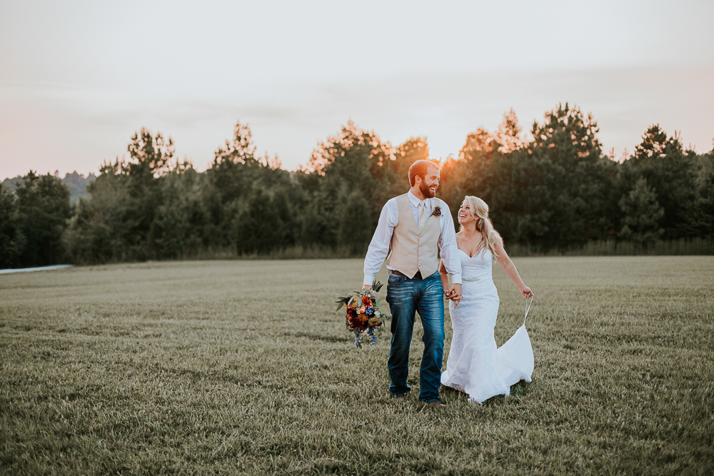 Memphis Wedding Photographer | Cedar Ridge Venue | Paragould, AR