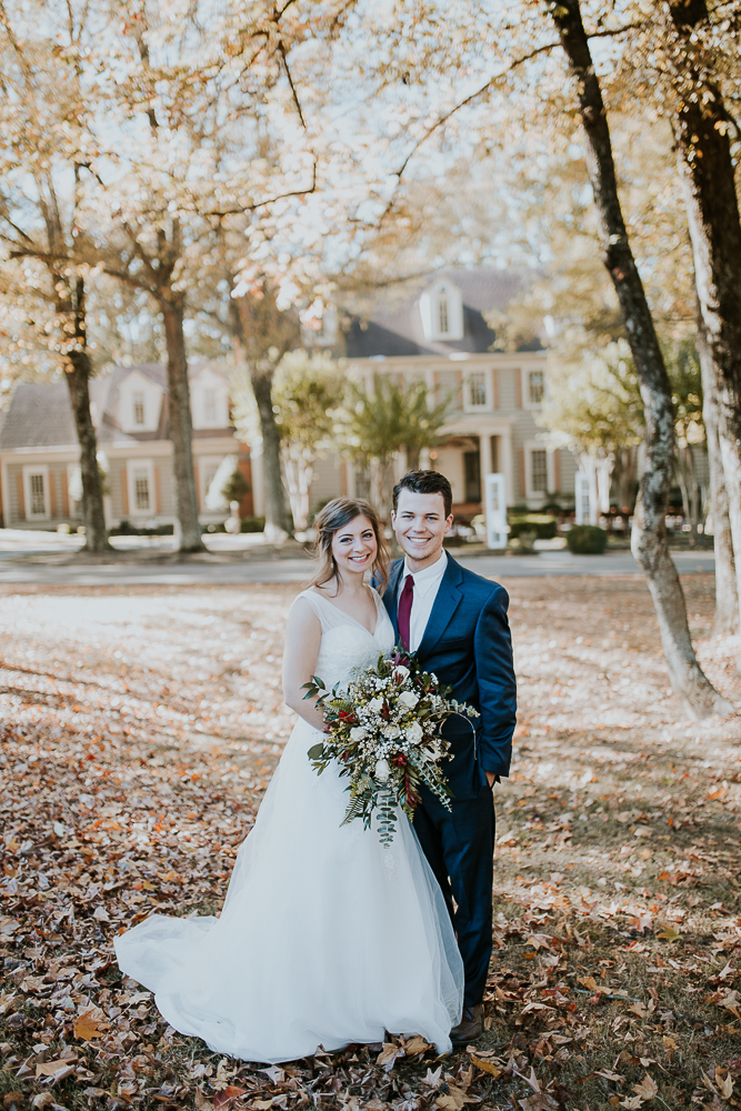 Memphis Wedding Photography Stephen Olford Center fine art wedding photographer