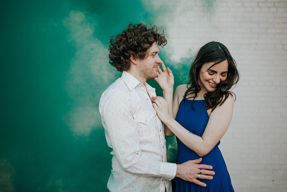 Memphis Wedding Photographer, Memphis wedding photography, Broad Avenue Arts District