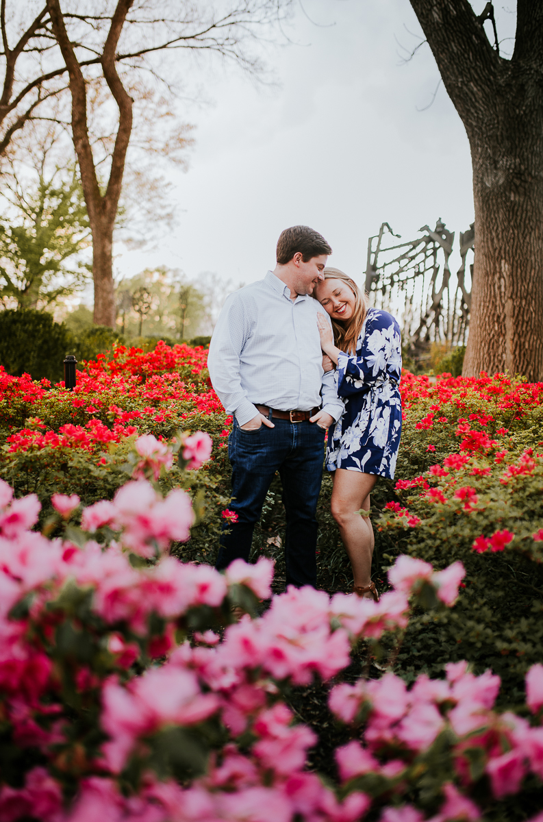 Memphis wedding photographer | Overton Park Wedding | Brooks Museum Wedding