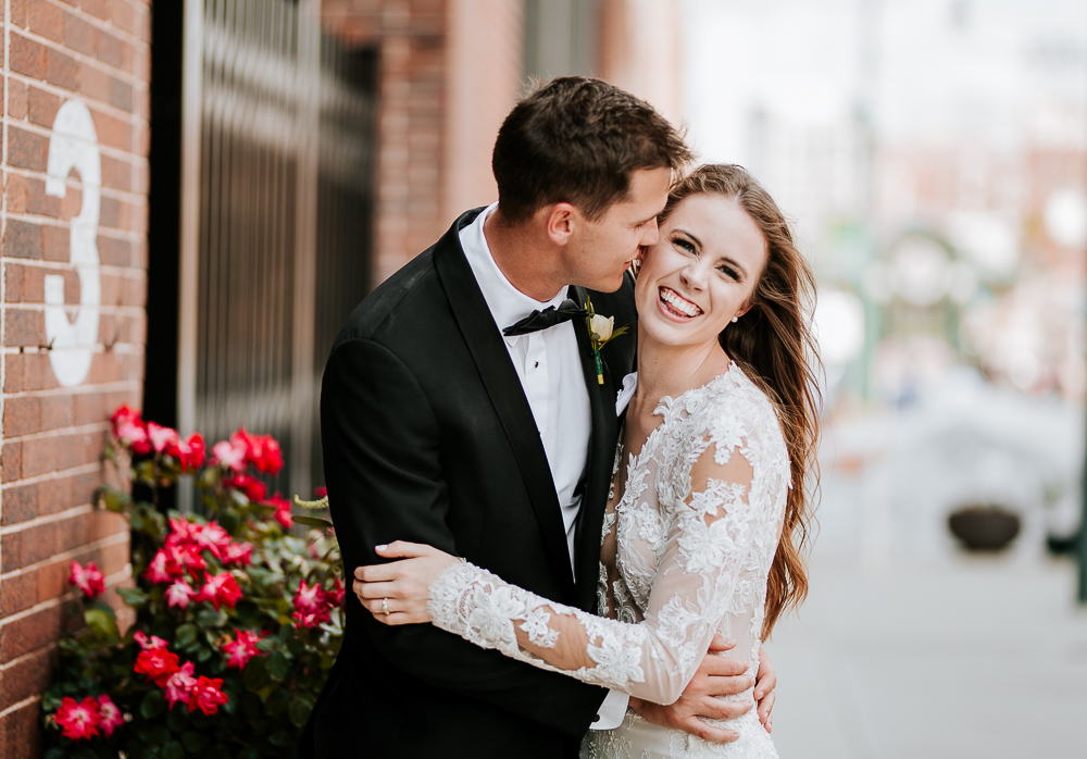 Memphis Wedding Photographer 409 South Main