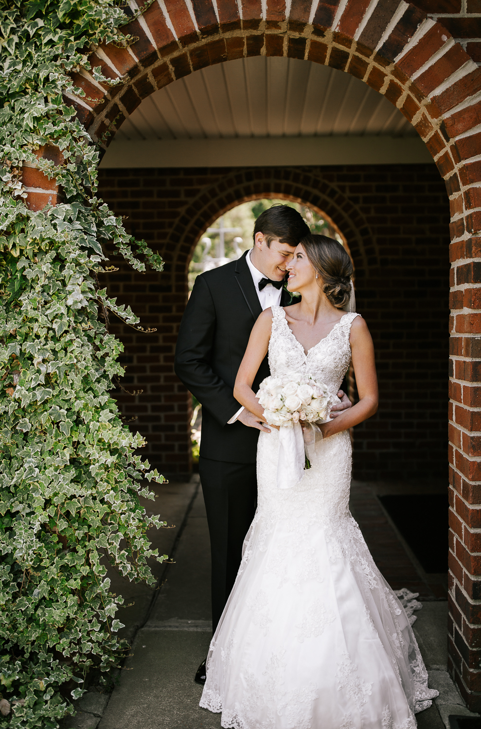 Memphis wedding photographer, Brooks Musuem Wedding