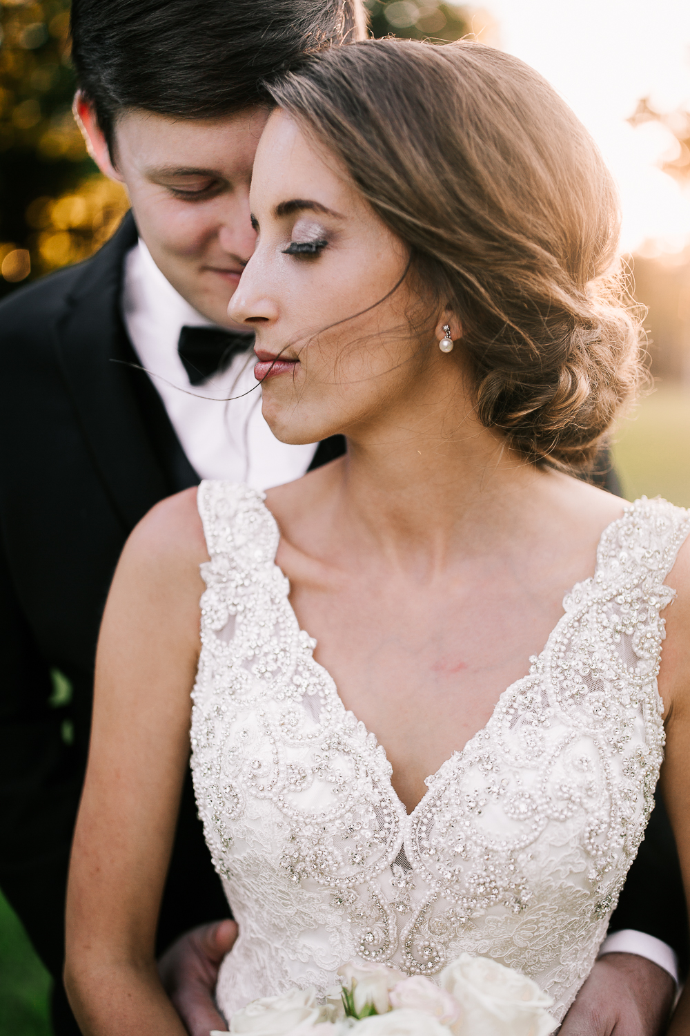 Memphis wedding photographer, Brooks Museum Wedding