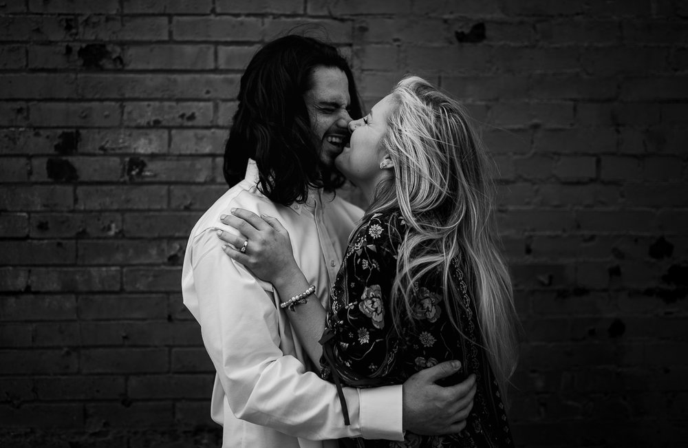Memphis Wedding Photographer, Spring Engagement Session, Top memphis wedding photographer
