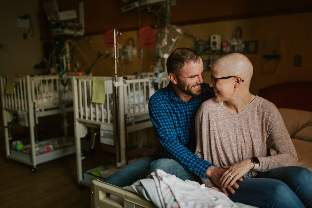 Memphis Wedding Photographer, Mom bravely battles cancer with preemie twins
