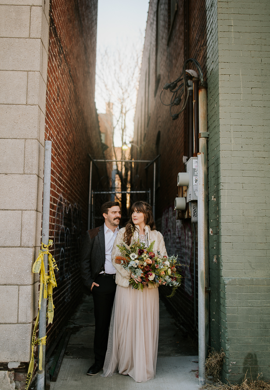 Top memphis wedding photographer, Beale Street, Downtown Urban Wedding