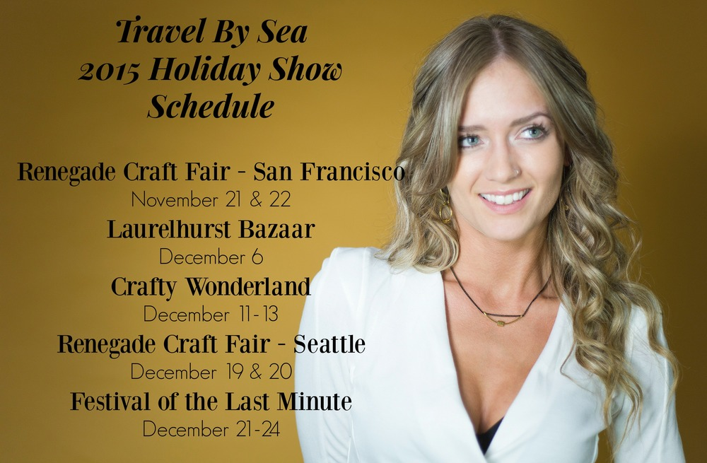 Travel By Sea 2015 Holiday Show Schedule